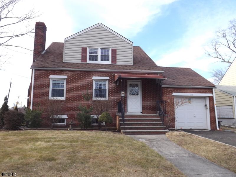 Property для того Продажа на 148 KIMBERLY Road Union, Нью-Джерси 07083 Соединенные Штаты