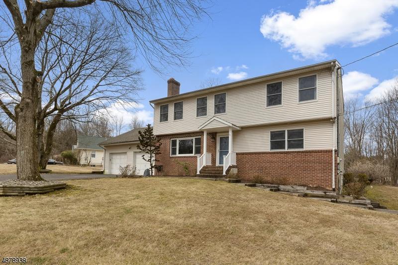 Enfamiljshus för Försäljning vid 1269 MT VERNON Road Bridgewater, New Jersey 08807 Förenta staterna