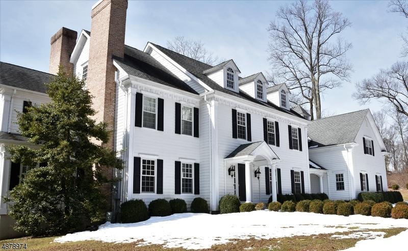 Casa para uma família para Venda às 203 POTTERSVILLE Road Chester, Nova Jersey 07930 Estados Unidos