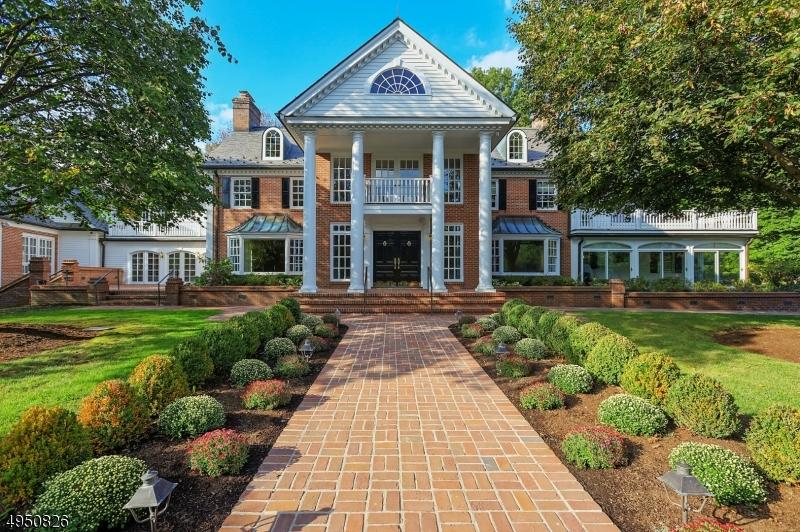 Single Family Homes для того Продажа на Harding Township, Нью-Джерси 07920 Соединенные Штаты