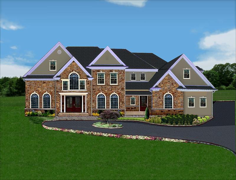 一戸建て のために 売買 アット 325 Cedar Ridge Road Bedminster, ニュージャージー 07921 アメリカ合衆国