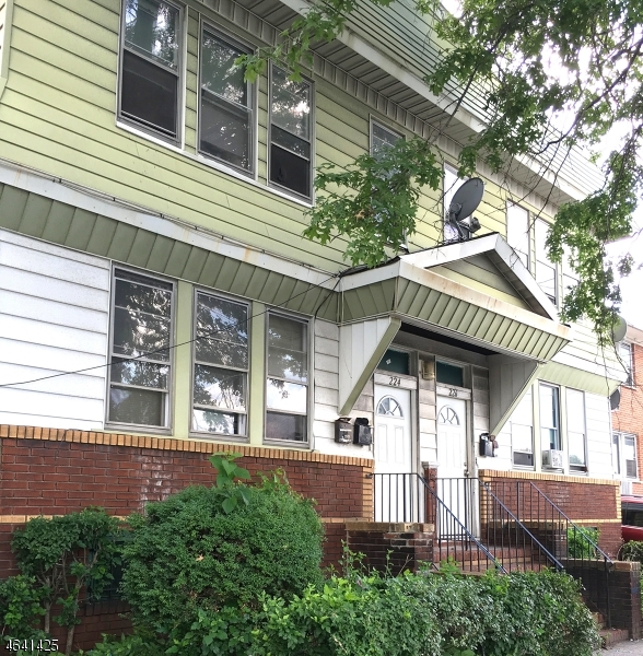 Multi-Family Home for Sale at 224-226 Eastern Pkwy Irvington, New Jersey 07111 United States