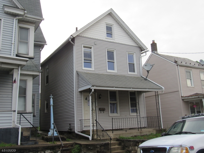 Single Family Home for Sale at 161 CHAMBERS Street Phillipsburg, New Jersey 08865 United States