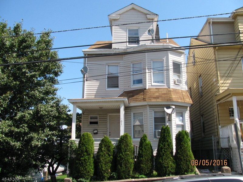 Multi-Family Home for Sale at 311 6th Avenue Paterson, New Jersey 07524 United States