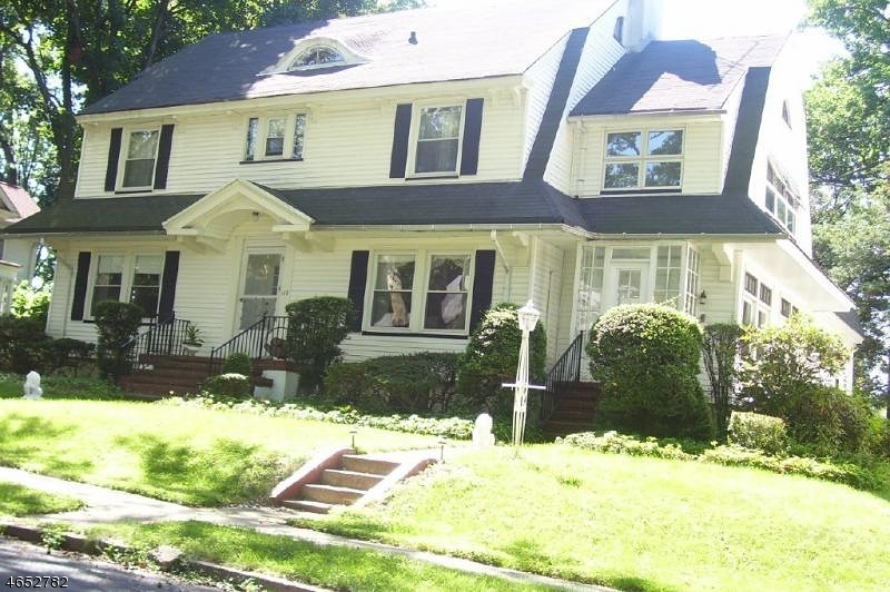 Single Family Home for Sale at Address Not Available South Orange, New Jersey 07079 United States