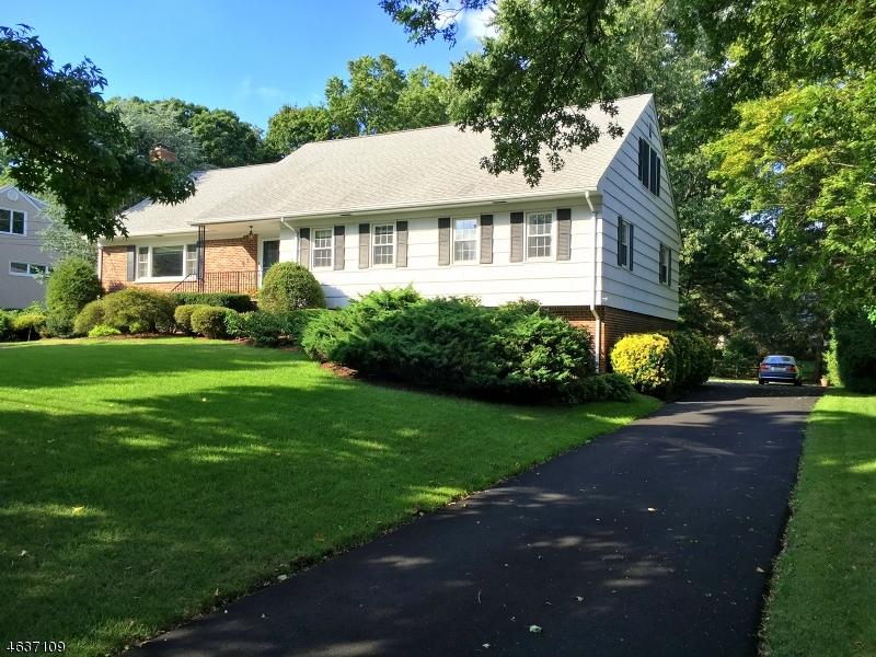Частный односемейный дом для того Продажа на 47 Wellesley Road Glen Rock, 07452 Соединенные Штаты