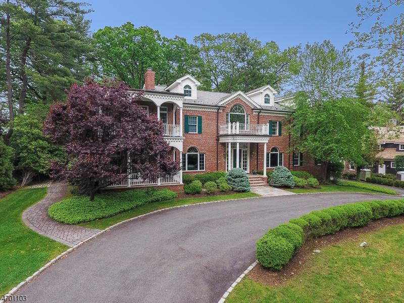 独户住宅 为 销售 在 95 MINNISINK Road 米尔本, 07078 美国