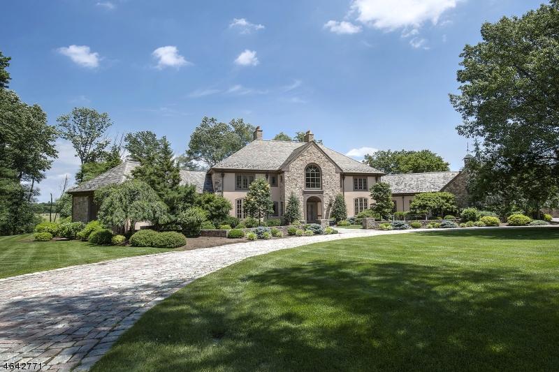 Частный односемейный дом для того Продажа на 222 E Fox Chase Road Chester, 07930 Соединенные Штаты