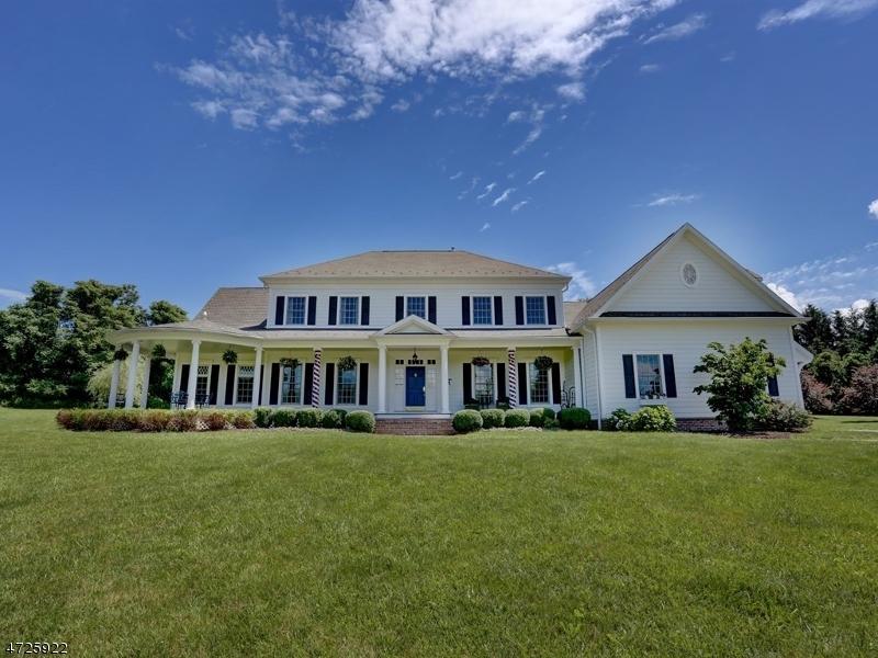 Частный односемейный дом для того Продажа на 40 Pickle Road Washington, 07830 Соединенные Штаты