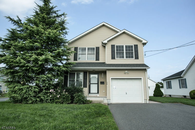 Single Family Home for Sale at 70 N 14th Avenue Manville, New Jersey 08835 United States