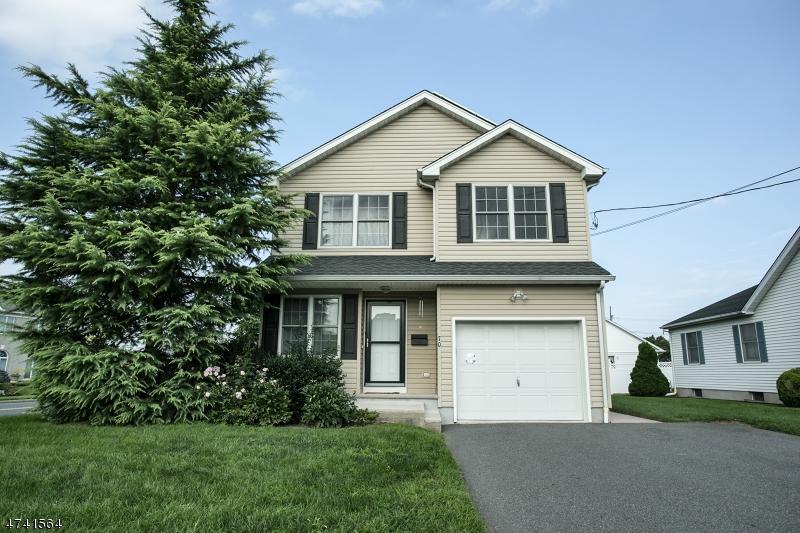 独户住宅 为 销售 在 70 N 14th Avenue 曼维, 新泽西州 08835 美国