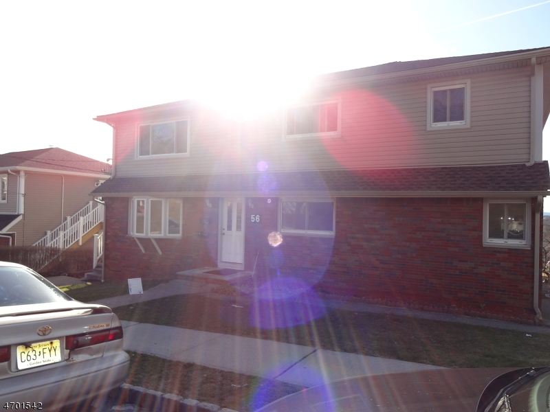 Single Family Home for Rent at 56 Sunset Drive Woodland Park, New Jersey 07424 United States