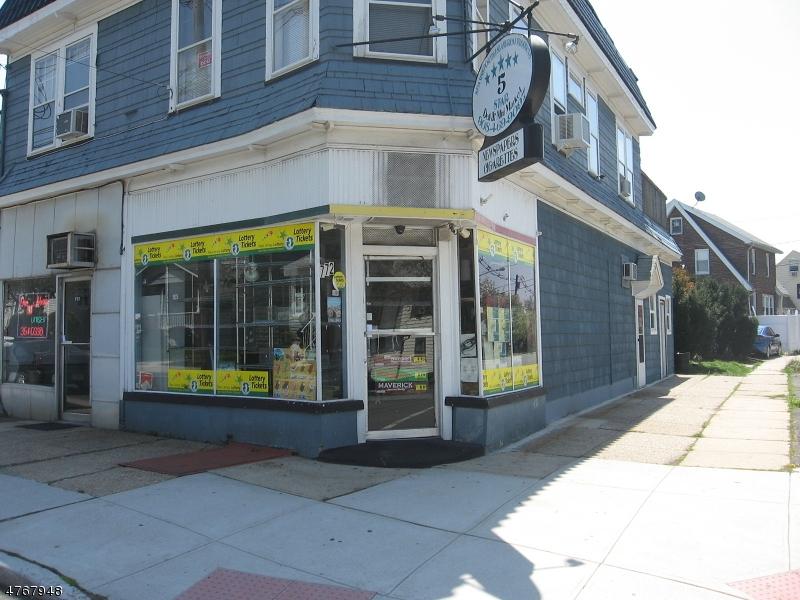Commercieel voor Verkoop een t 772 Floral Avenue Elizabeth, New Jersey 07208 United States