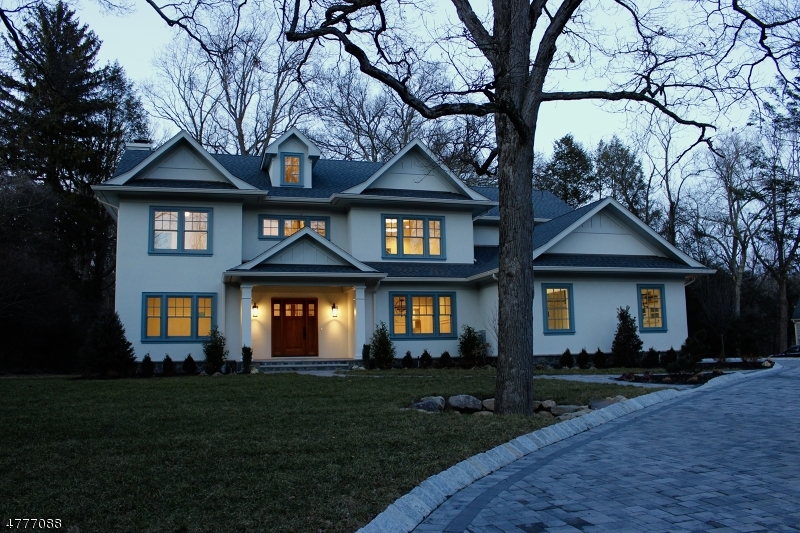 Single Family Home for Sale at 129 Pollard Road Mountain Lakes, New Jersey 07046 United States