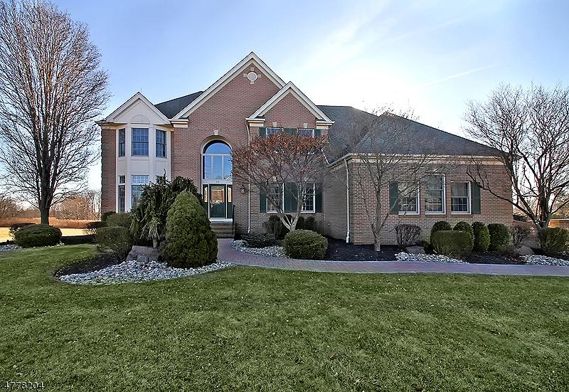 Maison unifamiliale pour l Vente à 16 Horseshoe Drive Hillsborough, New Jersey 08844 États-Unis