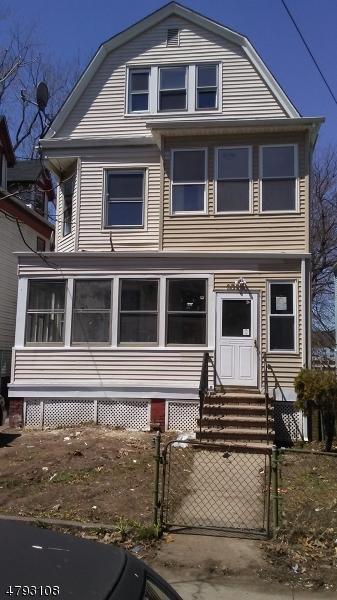 Tek Ailelik Ev için Kiralama at 235 Mount Vernon Avenue Orange, New Jersey 07050 Amerika Birleşik Devletleri