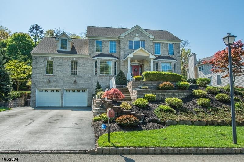 独户住宅 为 销售 在 9 Rosemere Court Fairfield, 新泽西州 07004 美国