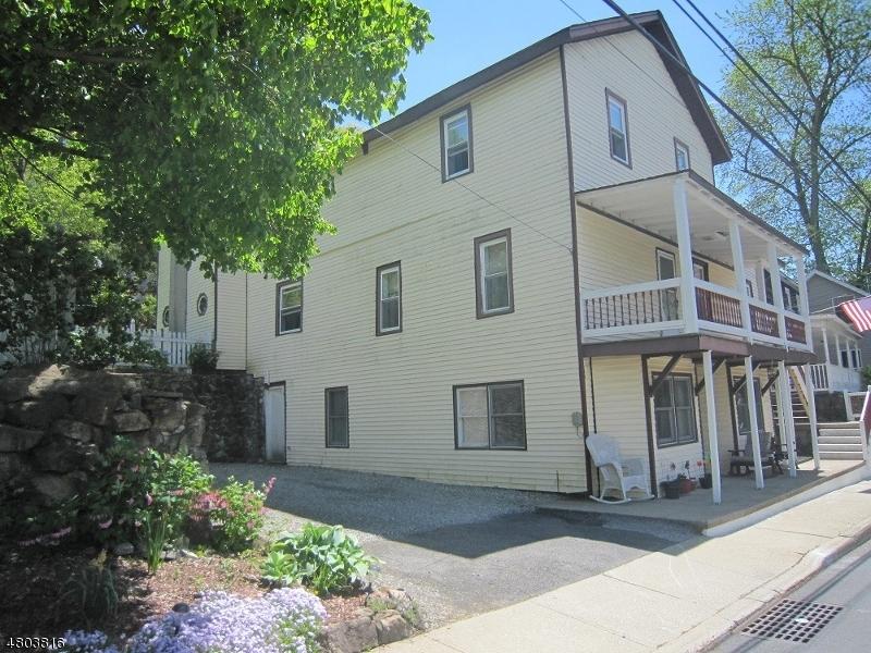 Casa Multifamiliar por un Venta en 113 Main Street Glen Gardner, Nueva Jersey 08826 Estados Unidos