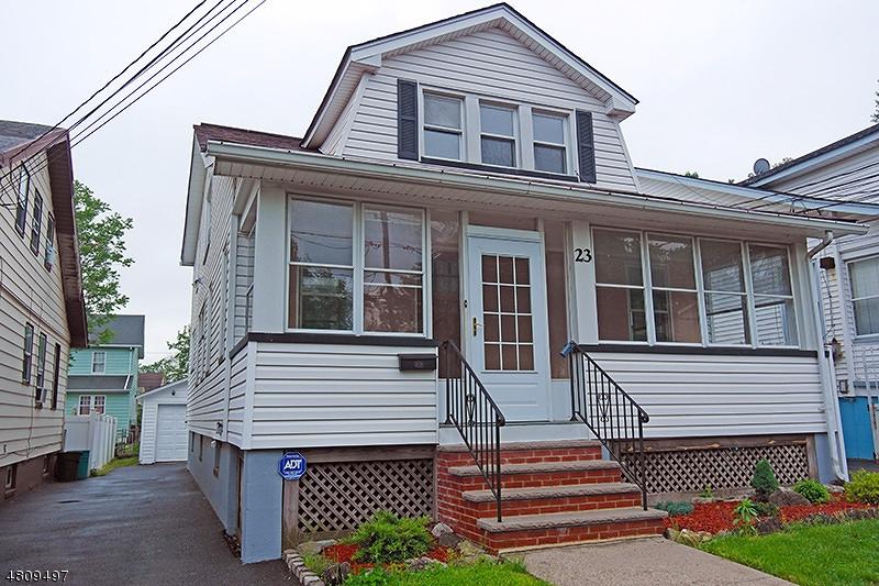 独户住宅 为 出租 在 23 BROWN ST Unit 2 Maplewood, 新泽西州 07040 美国