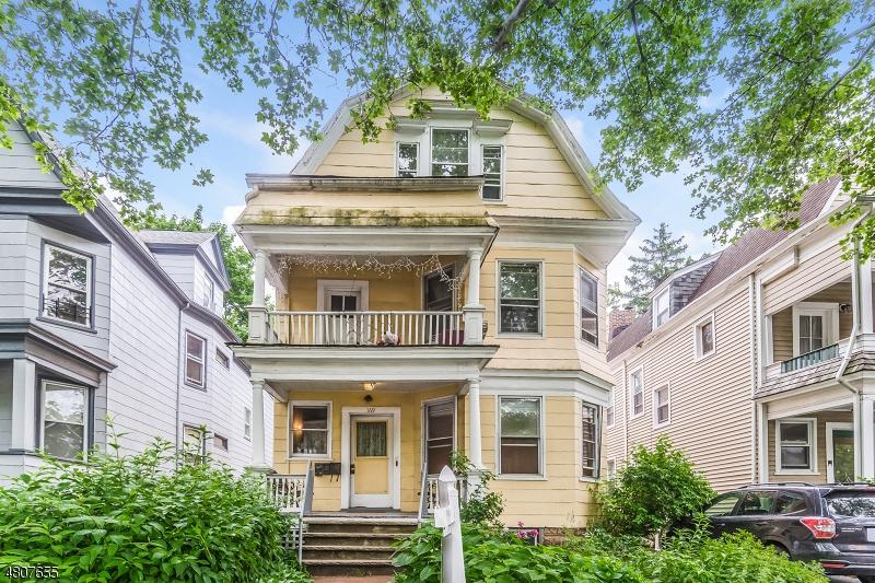 Multi-Family Home for Sale at 169 Hillside Avenue Glen Ridge, New Jersey 07028 United States