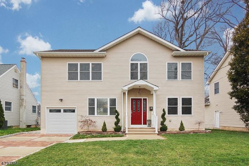 独户住宅 为 销售 在 178 MOHAWK Drive 克兰弗德, 新泽西州 07016 美国