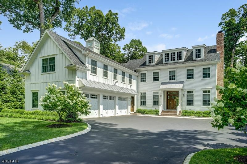 Eensgezinswoning voor Verkoop op 6 MAPLE Street Chatham, New Jersey 07928 Verenigde Staten