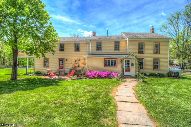 Single Family Home for Sale at 179 LINDBERGH Road East Amwell, New Jersey 08525 United States
