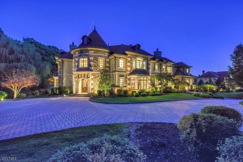 Maison unifamiliale pour l Vente à 8 BRIARCLIFF Road Montville, New Jersey 07045 États-Unis