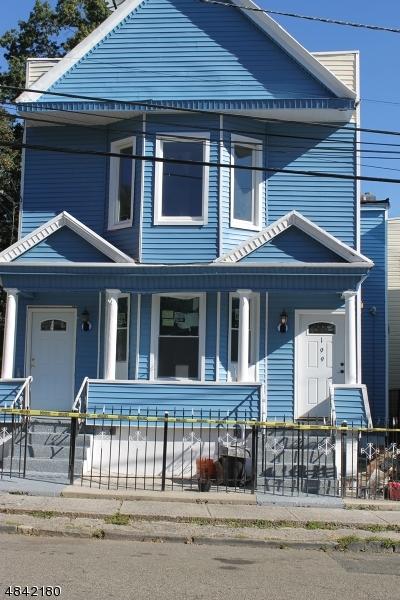 Maison avec plusieurs logements pour l Vente à 199 REYNOLDS Street Orange, New Jersey 07050 États-Unis
