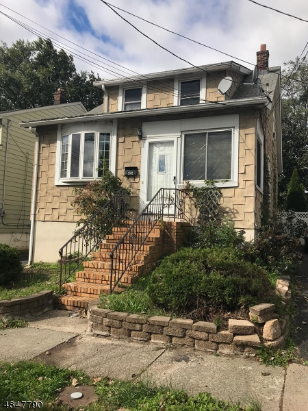 Single Family Home for Sale at 1582 HILLCREST TER Union, New Jersey 07083 United States