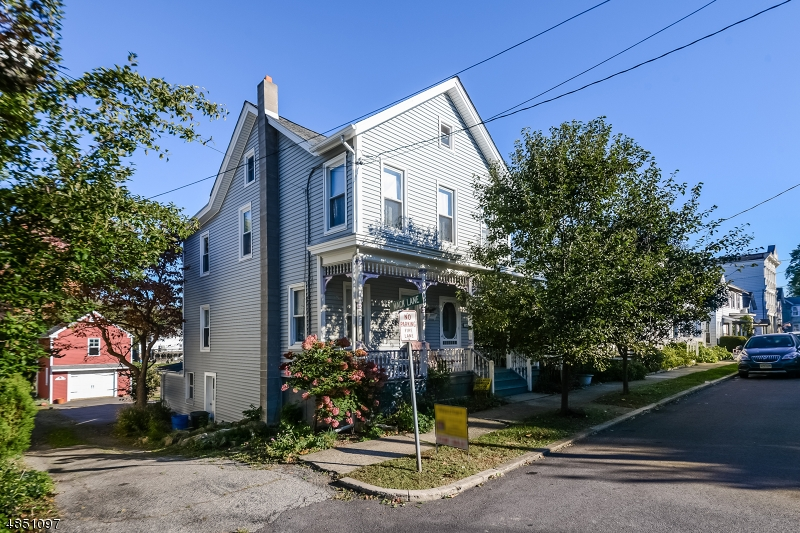 Single Family Home for Sale at 36 BRUNSWICK Avenue Bloomsbury, New Jersey 08804 United States