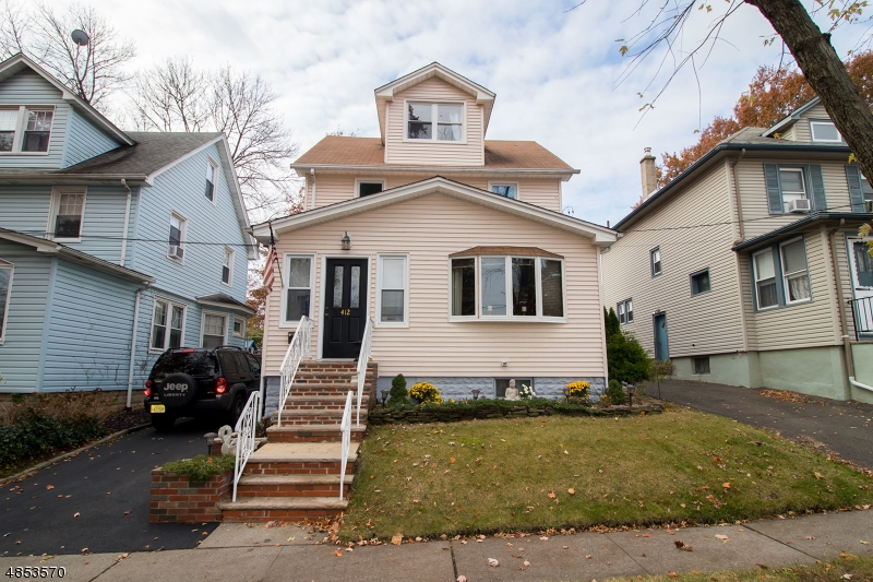 Single Family Home for Sale at 412 FILBERT Street Roselle Park, New Jersey 07204 United States