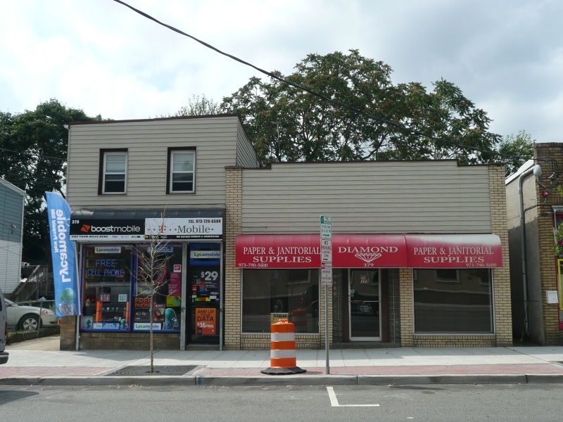 Commercial for Sale at 379 Belmont Avenue Haledon, 07508 United States