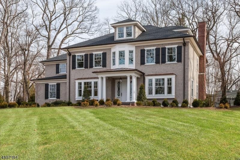 独户住宅 为 销售 在 79 Highland Avenue 查塔姆, 07928 美国