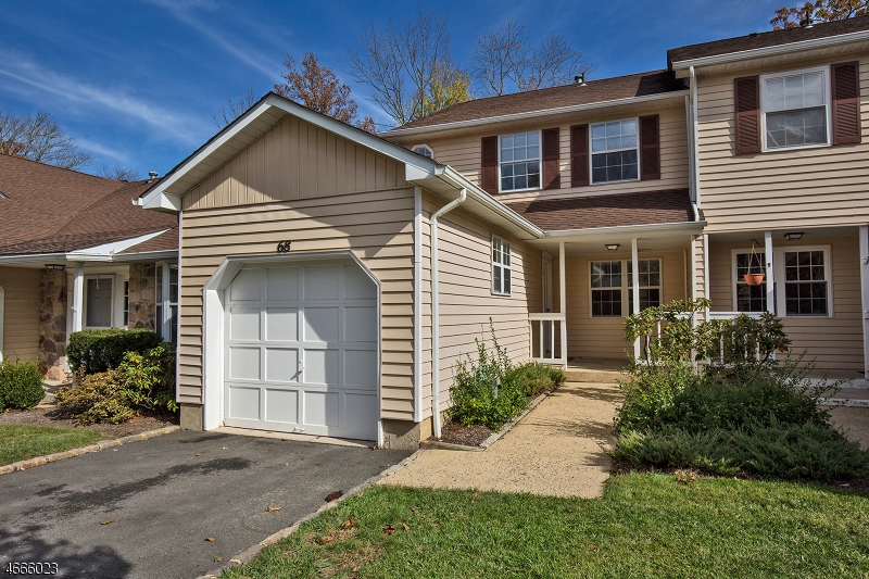 独户住宅 为 出租 在 68 Canterbury Road 查塔姆, 07928 美国