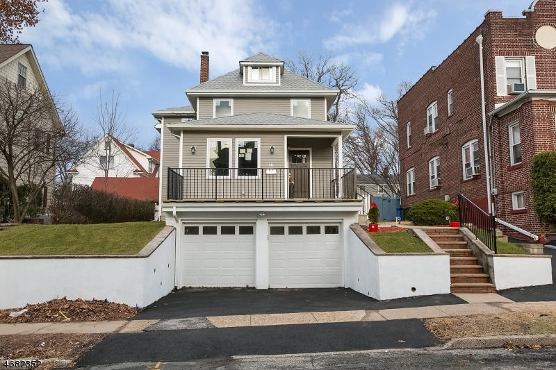 Частный односемейный дом для того Продажа на 40 Wingra Avenue Rutherford, 07070 Соединенные Штаты