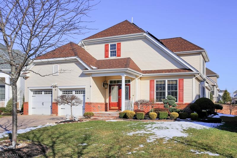独户住宅 为 销售 在 9 Independence Court 萨默赛特, 08873 美国