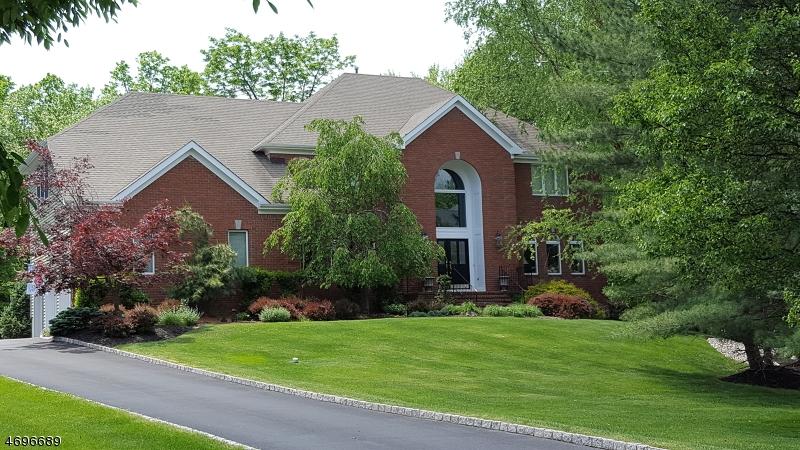 Maison unifamiliale pour l Vente à 62 Nicole Ter Bridgewater, New Jersey 08807 États-Unis
