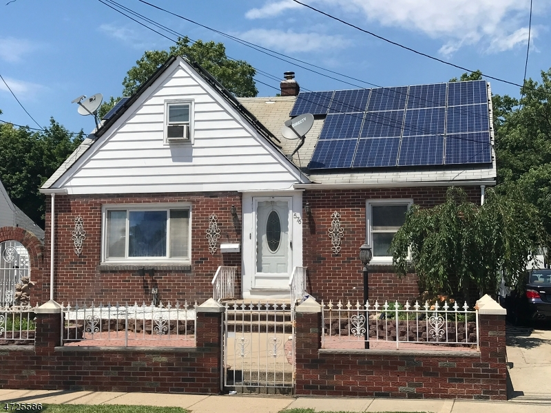 Single Family Home for Sale at 576 Harding Ave Perth Amboy, New Jersey 08861 United States
