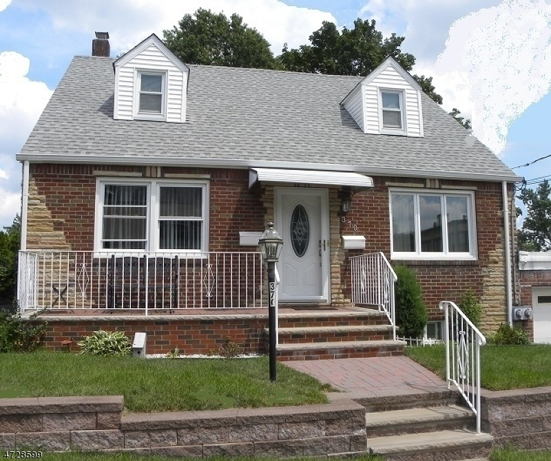 Single Family Home for Rent at 370 Mason Avenue Haledon, New Jersey 07508 United States