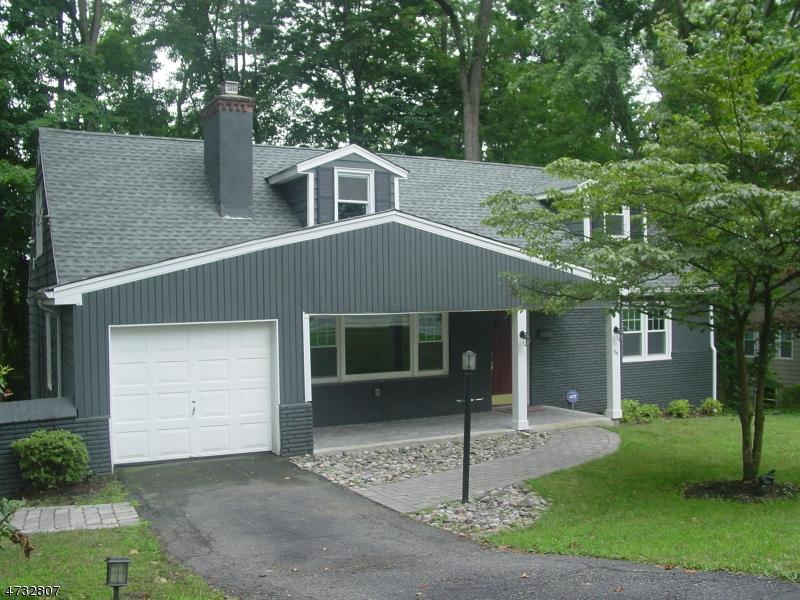 Частный односемейный дом для того Аренда на 35 Washington Avenue Morristown, Нью-Джерси 07960 Соединенные Штаты