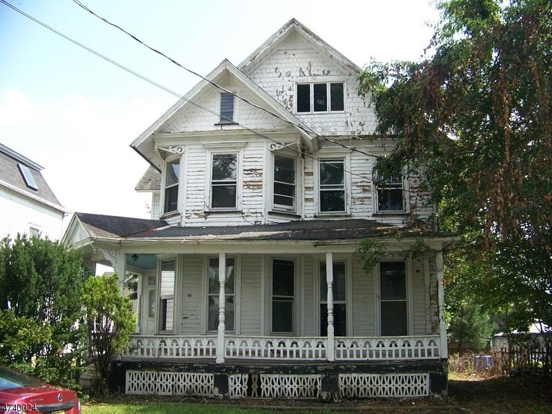 Casa Multifamiliar por un Venta en 49 E Church Street Washington, Nueva Jersey 07882 Estados Unidos