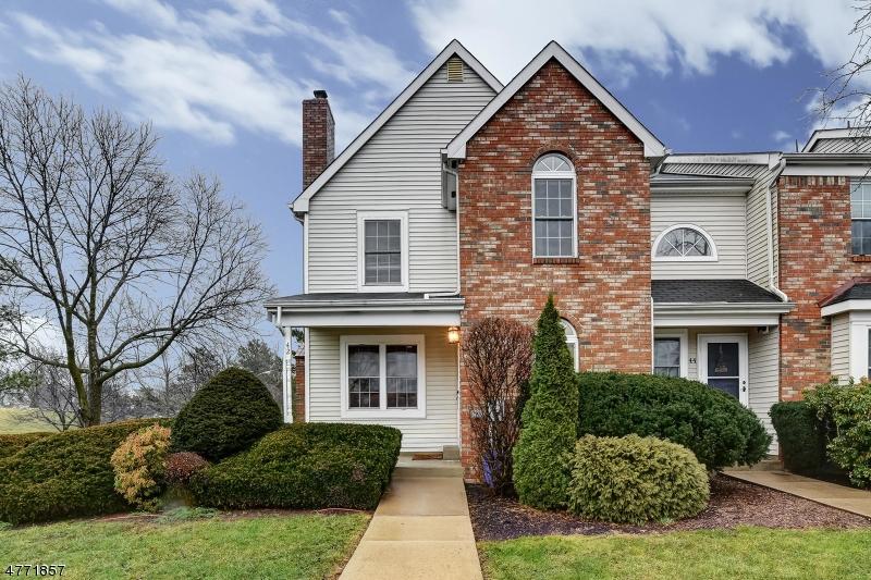 独户住宅 为 出租 在 42 Shire Court 希尔斯堡, 新泽西州 08844 美国