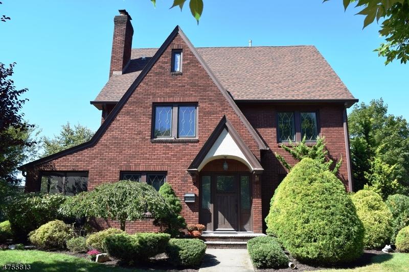 Maison unifamiliale pour l Vente à 44 Ashton Place Glen Rock, New Jersey 07452 États-Unis