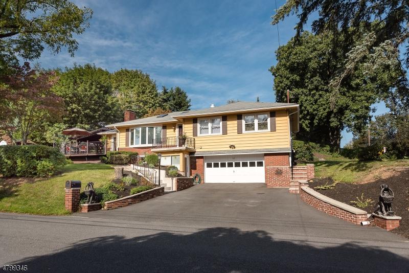 Maison unifamiliale pour l Vente à 4 Valley View Avenue Randolph, New Jersey 07869 États-Unis