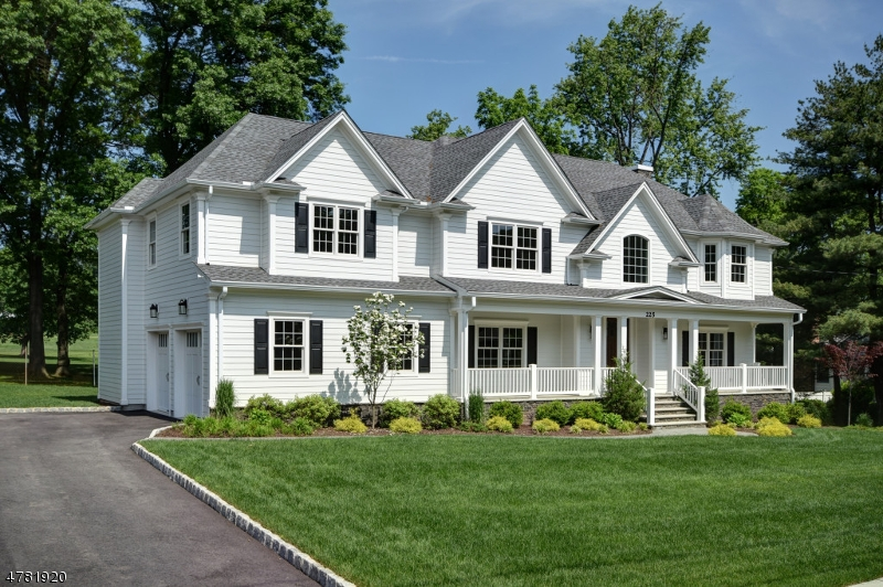 Single Family Home for Sale at 225 GOLF EDGE Westfield, New Jersey 07090 United States