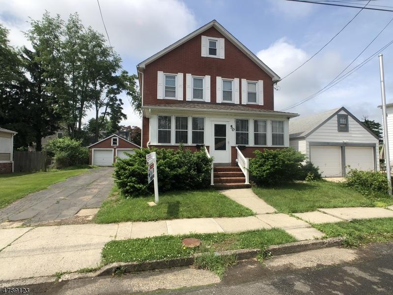 Maison avec plusieurs logements pour l Vente à 50 N Arlington Street Manville, New Jersey 08835 États-Unis