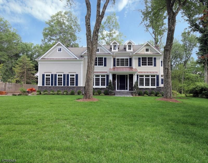 Eensgezinswoning voor Verkoop op 111 LONG VIEW Avenue Chatham, New Jersey 07928 Verenigde Staten