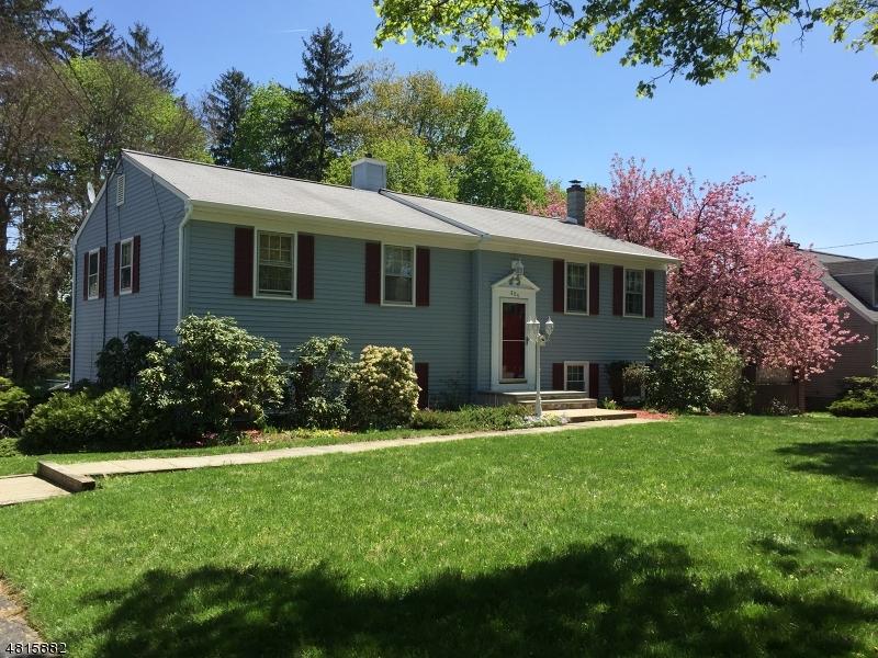 Casa Unifamiliar por un Venta en 804 E PROSPECT Street Hackettstown, Nueva Jersey 07840 Estados Unidos