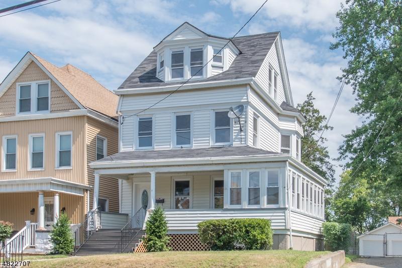 Частный односемейный дом для того Продажа на 62 ROSSMORE Place Belleville, Нью-Джерси 07109 Соединенные Штаты
